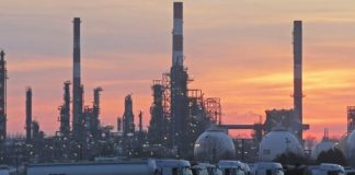 Hausse de la production industrielle