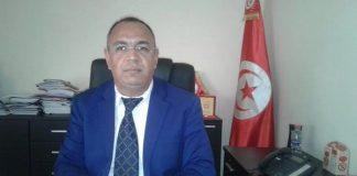Tarek Ben Jazia, directeur de l'INC
