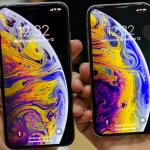 iPhone XS et XS Max