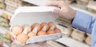 Prix des œufs
