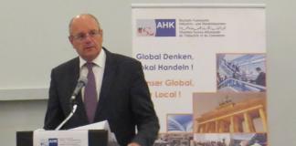 Ibrahim-Debache président de l'AHK