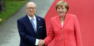 Béji Caïd Essebsi au G20