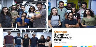 Orange Summer Challenge