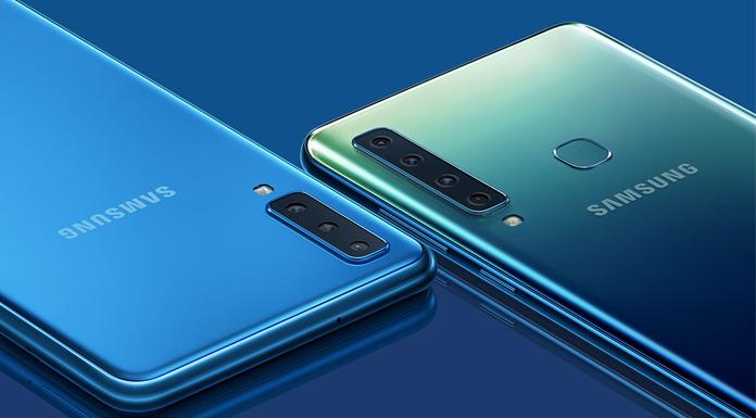 Samsung présente son nouveau smartphone le Galaxy A9