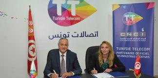 Tunisie Telecom-CNCI