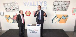 Wallys Car et Vivo Energy