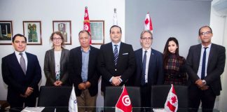 ENAP Canada-Sciences-Po Tunis