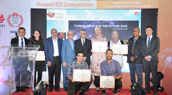Huawei - Tunisian Seeds For The Future