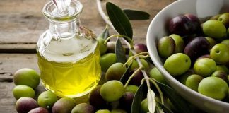 Huile d'olive-export