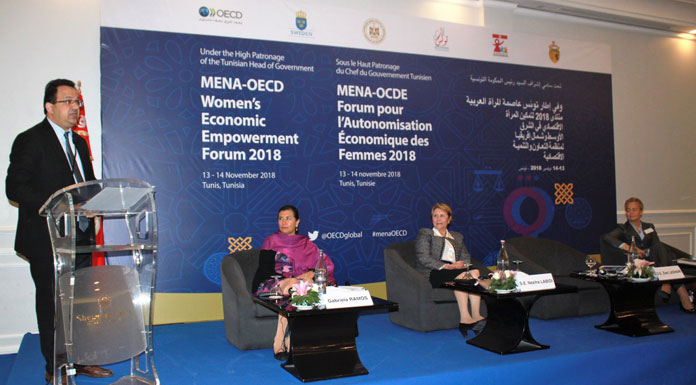 L'intégration de la femme à la vie économique