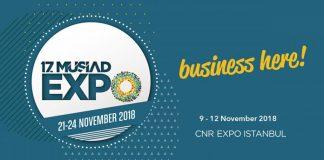 MUSIAD EXPO 2018
