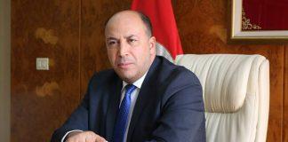 Radhouane Ayara, Ministre du transport