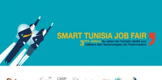 Smart Tunisia Job Fair 2018