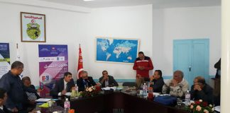 Salon de l'emploi dans le secteur du textile à Monastir