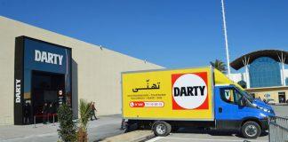 Ouverture officielle de Darty et Fnac