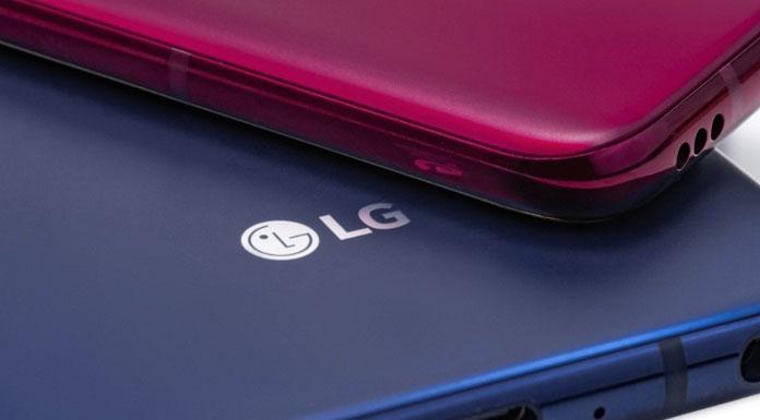 LG V40ThinQ