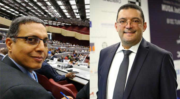 Mondher Khanfir et Mohamed Balghouthi