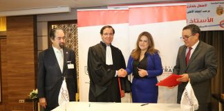 partenariat entre le groupe Université Centrale et l'ISPA