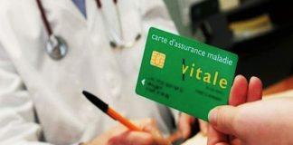 Carte vitale-CNAM