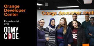 Orange Developer CenteretGo My Codes'allient