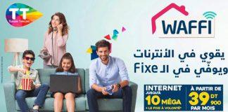 Tunisie Telecom WAFFI