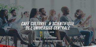 Café culturel et scientifique de l'université centrale