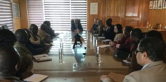 délégation ivoirienne au cepex