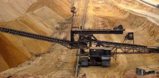 mine de phosphate de Meknassy