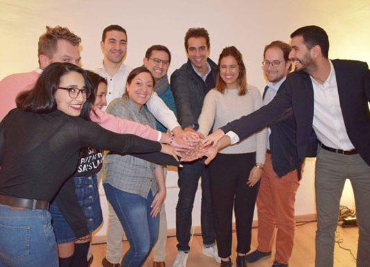 partenariat entre 4 incubateurs de startups