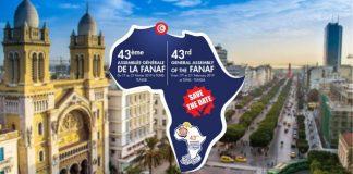 43ème Assemblée Générale annuelle de la FANAF