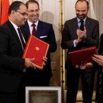Cinq accords de coopération signés entre la Tunisie et la France