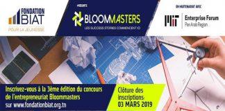 Concours d'entrepreneuriat BLOOMMASTERS