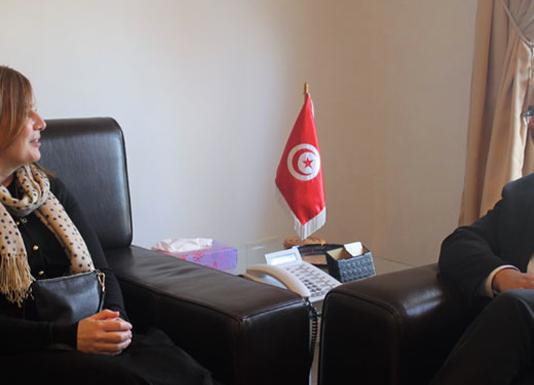 Coopération Tunisie-Finlande