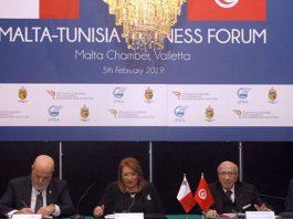 Forum économique Tuniso-maltais