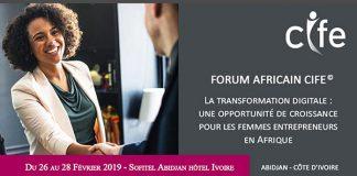 Forum Africain CIFE