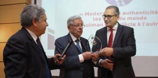 Honoris Tunisie-Jean Pierre Chevènement