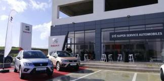 Inauguration agence SEAT Mnihla