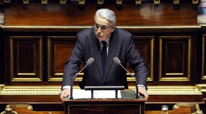 Le Ministre-Sénateur Jean-Pierre Sueur à Sciences Po Tunis