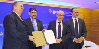 Partenariat entre la BH et l'IFC