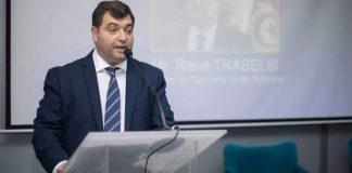 René Trabelsi invité de VATEL au campus de l'Université Européenne de Tunis