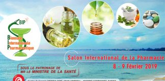 Salon Internationale de la Pharmacie