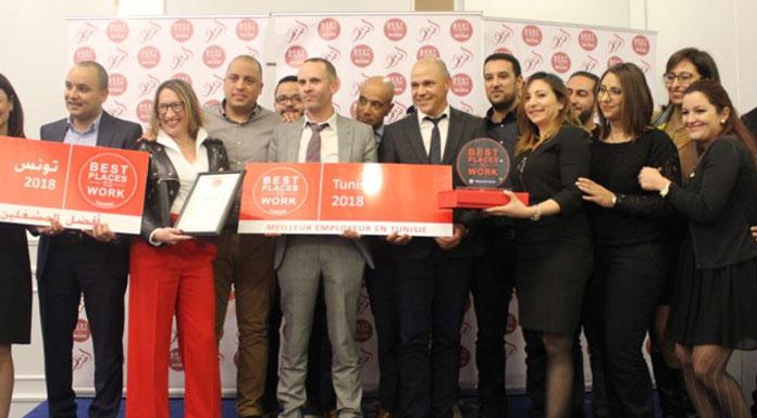 Teleperformance meilleur employeur en Tunisie