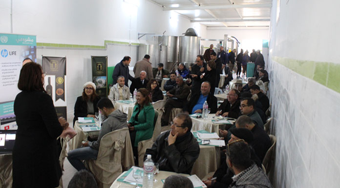 Workshop Mashrou3i à Béja