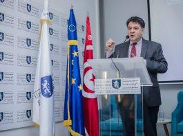 Daniel BRUMBERG à l'Université Européenne de Tunis