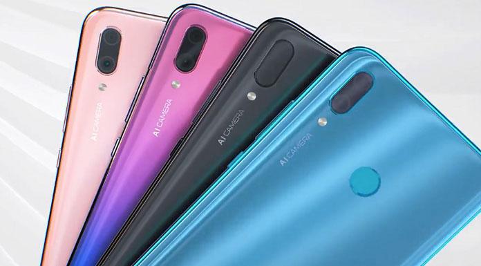 Le Succes Du Smartphone Huawei Y7 Prime 2019 En Tunisie