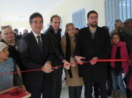 Projet de l'Aménagement de l'Ecole Primaire Nagachia à Béja