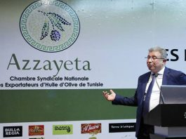 Promotion Internationale des Labels Tunisiens d'Huile d'Olive
