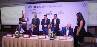 RFC et Cisco, Microsoft et Neoledge