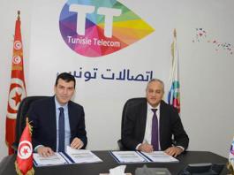 Tunisie Telecom et Microsoft