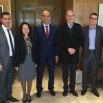 convention de partenariat entre le CEPEX et Swisscontact